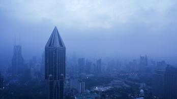 Huszonöt megapolisz a felmelegedés felelősei között