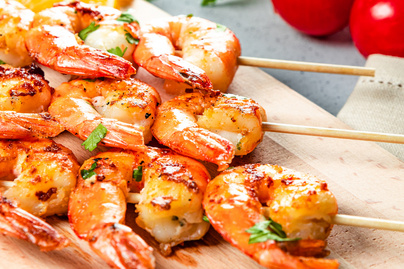 Fűszeres garnélarák grillen sütve: az ízletes pác a titka