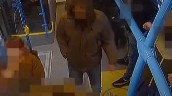 Buszról rángatott le és akart megerőszakolni egy nőt Budapesten, vádat emeltek ellene