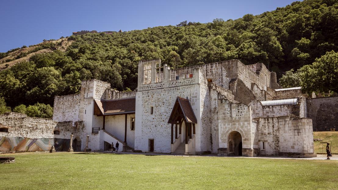 Visegrád palota11