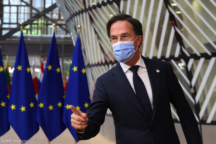 Mark Rutte holland miniszterelnök