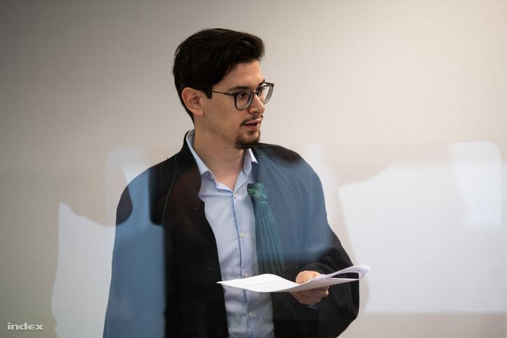 Berki Krisztián ügyvédje