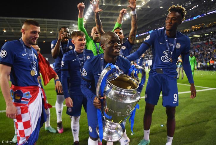 A Chelsea BL-sikerének kulcsfigurája