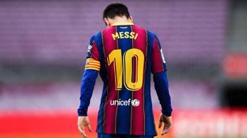 Jól haladnak a tárgyalások Messi és a Barcelona között