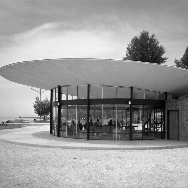 A balatoni ufóépítészet ikonikus épületei a '60-as évekből: sok közülük még ma is létezik