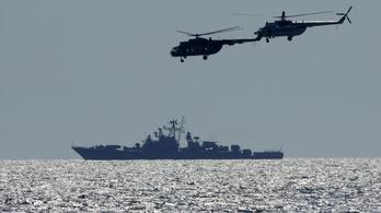 A Fekete-tenger biztonságát féltette a Tengeri Fuvalattól Oroszország