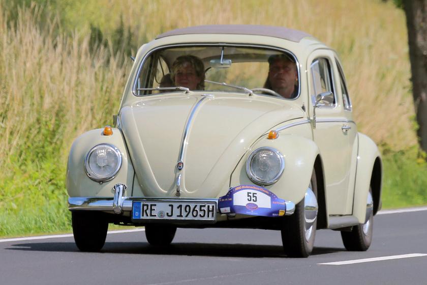 Minden idők legcukibb autója volt: ma 18 éve gyártották az utolsó VW Bogarat