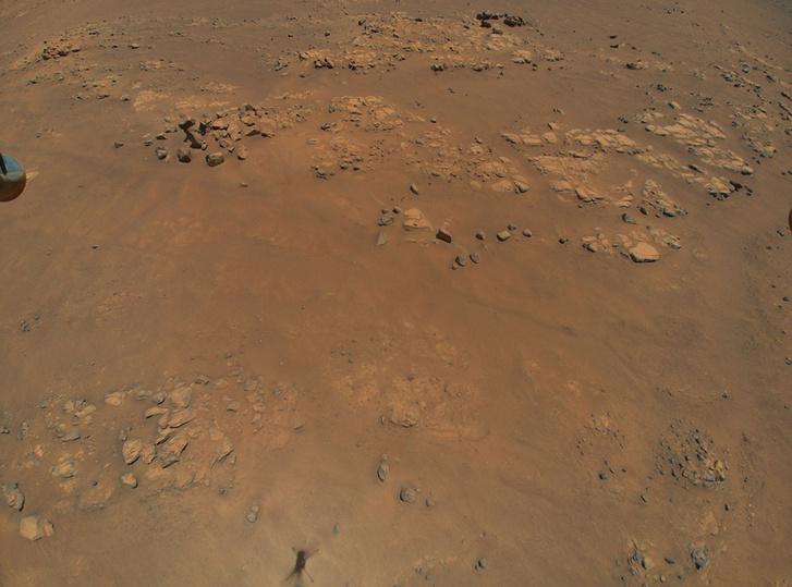 A Kiemelkedő Sziklák, avagy marsi élet felfedezésének egyik potenciális helyszíne