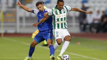 Albán triplával Koszovóban is győzött a Ferencváros