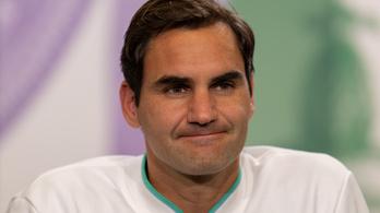 Federer térdsérülés miatt nem indul a tokiói olimpián