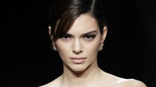 Kendall Jenner felismerhetetlen a legújabb címlapfotóján