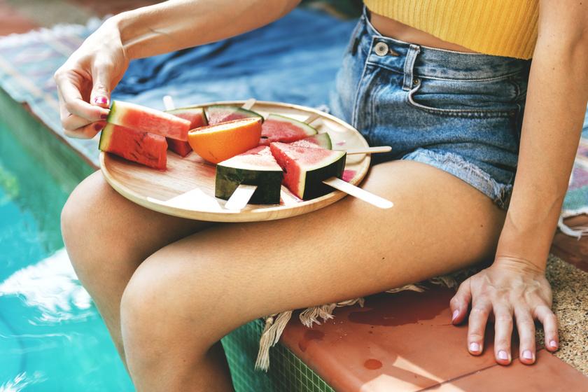 görögdinnye nyár