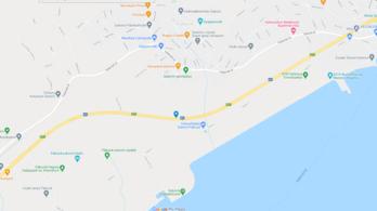 Három autó ütközött az M7-es autópályán Sukorónál