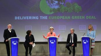 Ezzel a javaslatcsomaggal érnék el az uniós klímacélt