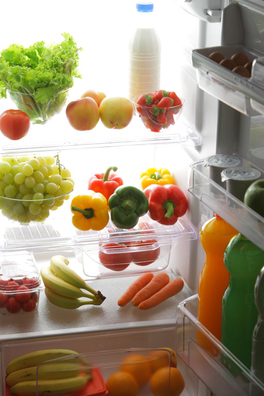 élelmiszer tárolás álló ok