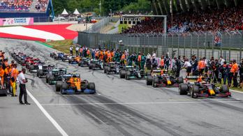 A versenyzők szkeptikusan várják az F1 történetének első sprintfutamát