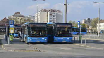 Az összes BKV-busz és troli átállhat az első ajtós felszállásra