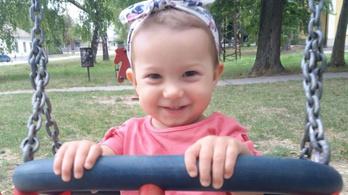 Hároméves kislányt keres a rendőrség
