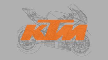 Moto2-inspirálta pályagépen dolgozik a KTM