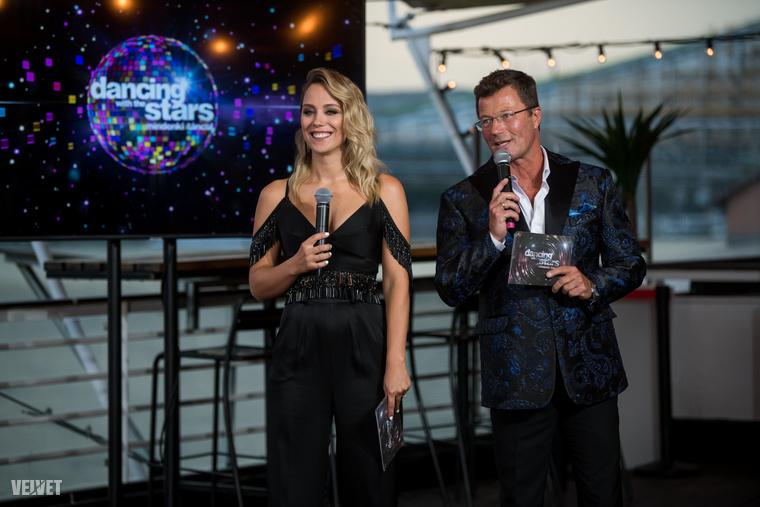 Tavaly nagy sikerrel debütált a BBC Studio, Dancing with the Stars első évada a TV2-n Lékai-Kiss Ramóna és Stohl András műsorvezetésével