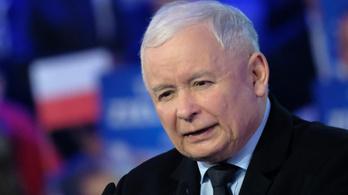 Jarosław Kaczyński: Aki békét akar, készüljön a háborúra