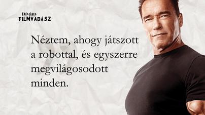 Filmvadász: Melyik Schwarzenegger-filmből idéztünk?