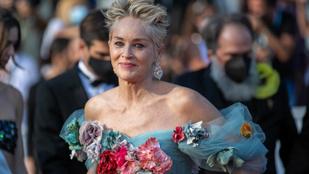 Sharon Stone tavasztündérkedett egyet Enyedi Ildikó filmjének bemutatóján