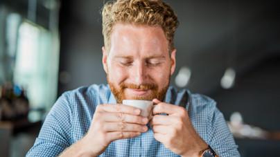 A koffein szaglásra gyakorolt hatását vizsgálta egy új kutatás. Mutatjuk.