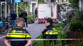 Belehalt sérüléseibe a megtámadott holland bűnügyi újságíró