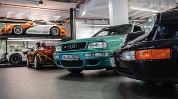 A valaha volt legjobb Audi – a Porsche szerint