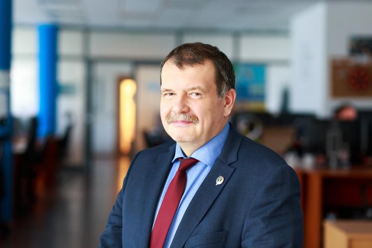 Salga Péter, a Dyntell Magyarország Kft. ügyvezető igazgatója