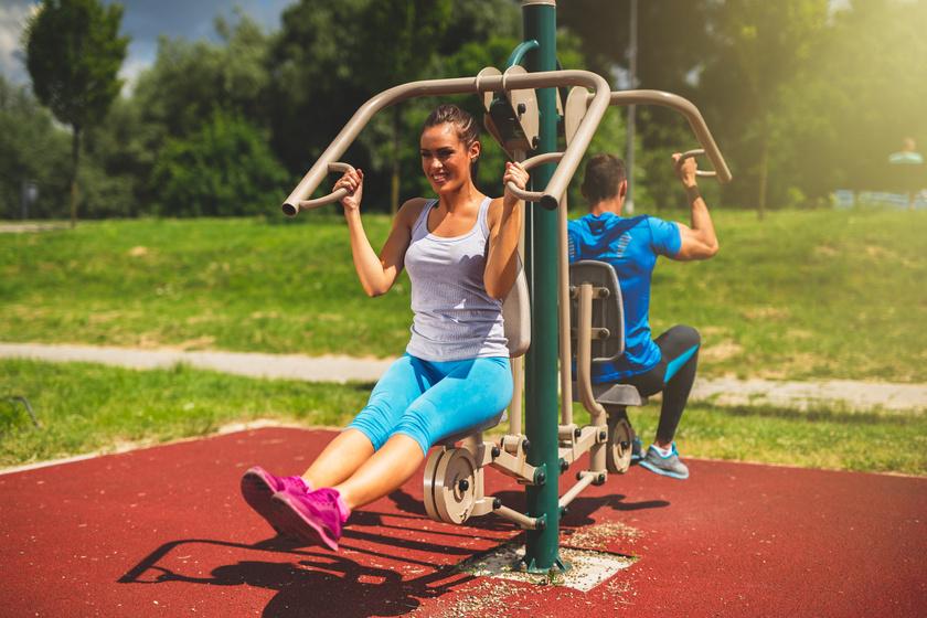 5 szuper kültéri edzőpark Budapesten, ha a szabadban mozognál: ingyenesek, és szépen karban tartják őket