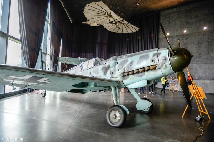 Messerschmitt MF 109G-6
