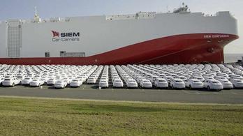 Vesz még négy LNG-s óceánjárót a Volkswagen