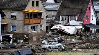 Döbbenetes képeken a pusztító németországi áradások