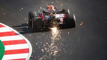 Nem biztos, hogy tudta, de ilyen szabályok is vannak az F1-ben