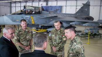 Új szintre lép a magyar-amerikai katonai együttműködés