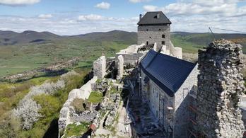 Újabb középkori emlékkel gazdagodott az ország