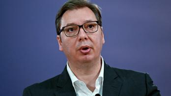 Harmadszor is beoltatja magát a szerb elnök