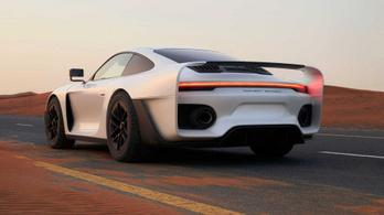 Megérkezett a Gemballa-féle terep-Porsche