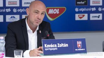 Távozik a MOL Fehérvár sportigazgatója