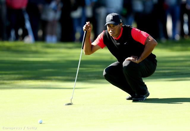 Tiger Woods a Farmers Insurance Openen