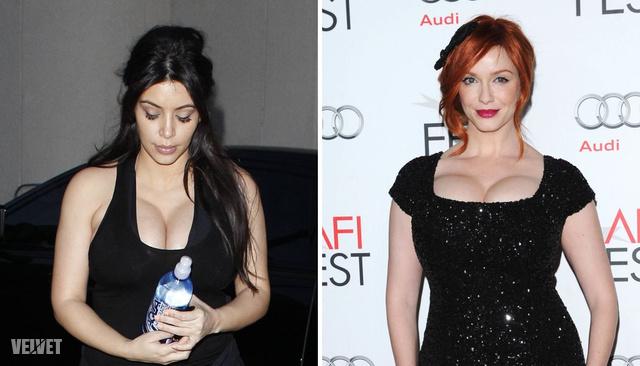 Kardashian és Hendricks