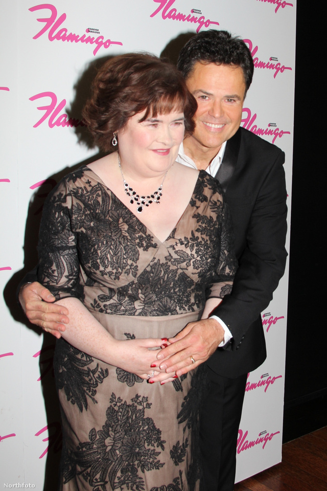 Boyle és az álomférfi, Donny Osmond