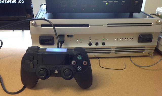 Kiszivárgott fotó a Playstation 4 controllerének prototípúsáról