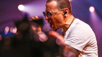 Négy éve halt meg Chester Bennington, a Linkin Park énekese