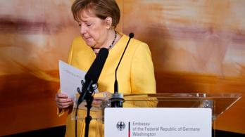 Angela Merkel az árvíz sújtotta térségbe látogat