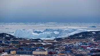 Minden olajfúrást leállít Grönland a klímaváltozás elleni harc jegyében