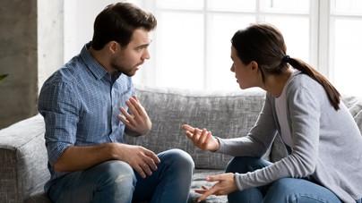 Amikor veszekszünk, nem egyetértésre vágyunk. Hát akkor mire?