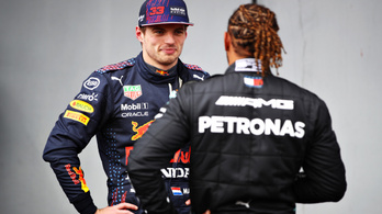 Tiszteletlen és sportszerűtlen – Verstappen beszólt Hamiltonnak